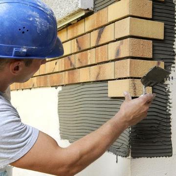 Фасадные работы в Орше